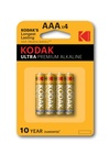 KODAK ULTRA DIGITAL K3A 4  alk. batt.