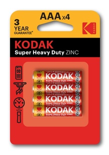 KODAK Heavy Duty   K3A HZ-4