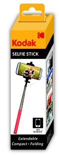 KODAK Selfie Stick Wired Red