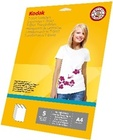 KODAK Spec. Light T-Shirt Transfers A4  5 sheets