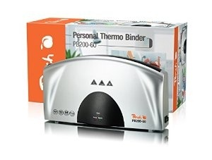 PEACH Thermal Binder PB 200-61, vázací stroj