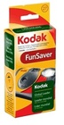 KODAK Fun Saver  400 27 flash WW